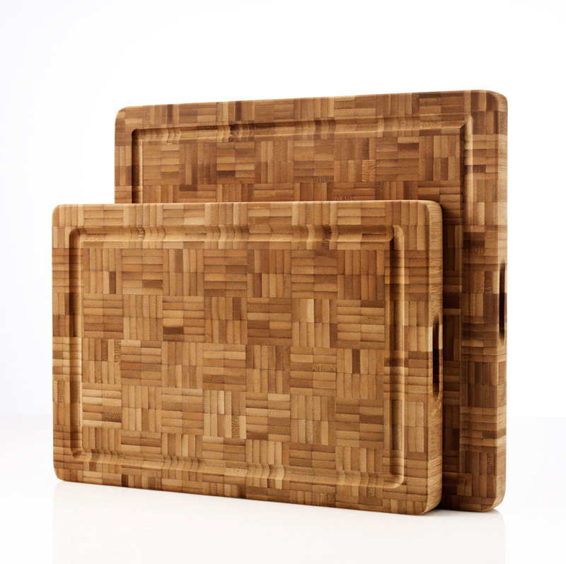 We present two new cutting boards